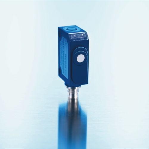 Ultraschall-Näherungssensor / Miniatur / rechteckig / IP67