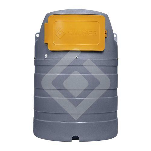 Kraftstoff-Becken / Polyethylen / doppelwandig / Lager und für Diesel