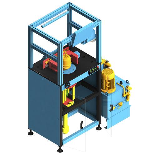 Multiparameter-Prüfmaschine / Kompression / für die Verfestigung / Ausdauer