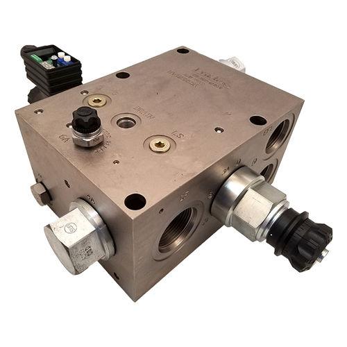 hydraulischer Magnetventilblock