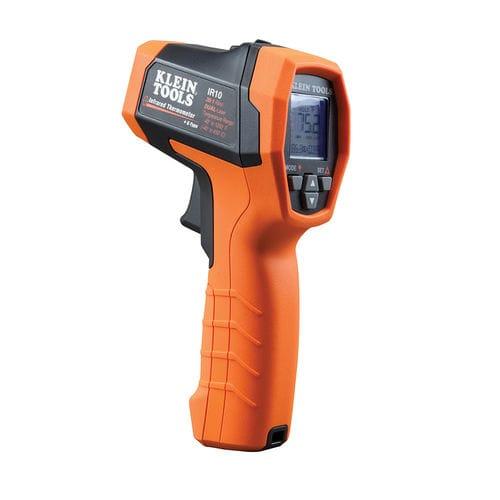 IR-Thermometer / digital / Handgerät / Doppellaser
