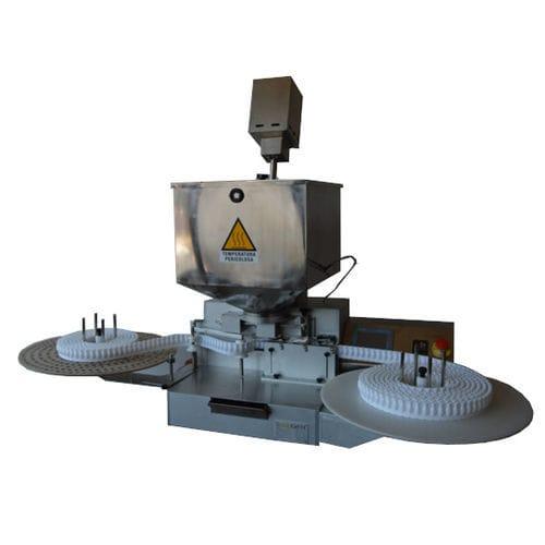 Siegelmaschine für Zäpfchen / automatisch
