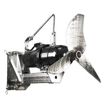 Rotor-Stator-Rührwerk