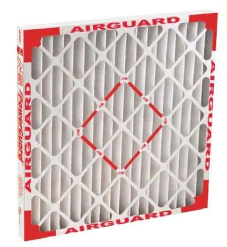 Druckluftfilter / Platten / hydrophob / gefaltet