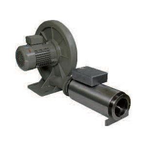 stationärer Heißluftgenerator / elektrisch