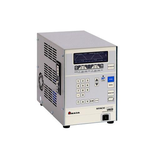 Widerstand-Schweißstromversorgung / mit integriertem Bildschirm