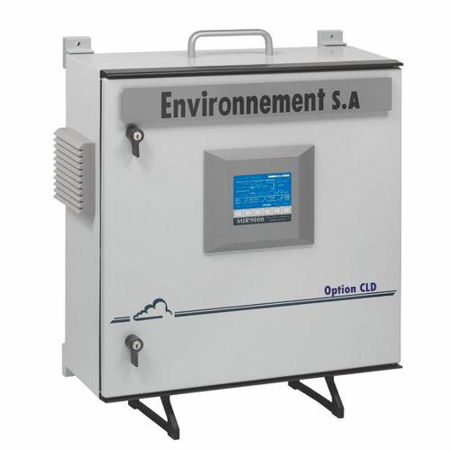 Sauerstoffanalysator / CO / Stickstoff / Stickstoffoxid