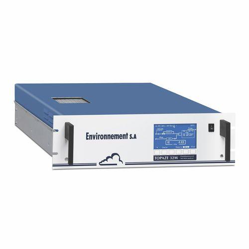 Gasanalysator / Rauchgas / Stickstoffoxid / Verbrennung