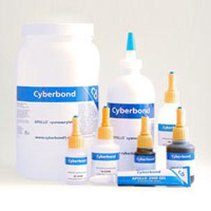 Cyanacrylat-Klebstoff / für Gummi / für Holz / für Glas