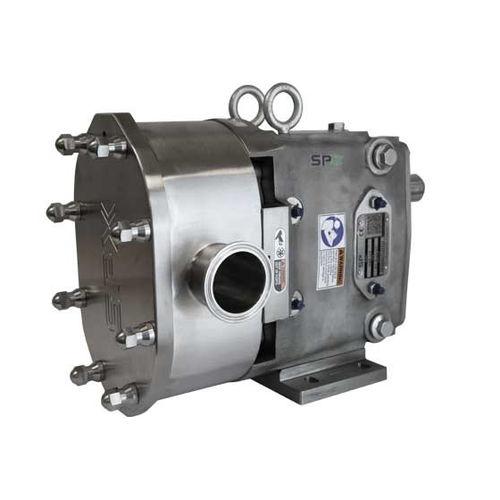 hydraulisch gesteuerte Pumpe