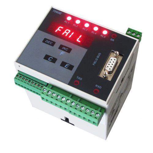digitaler Wägeindikator/Transmitter / DIN-Schienen