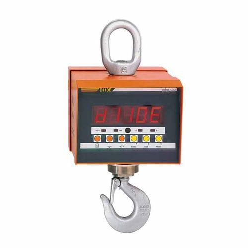Kranwaage mit LED-Anzeige / Akku