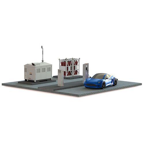 Mobile Betankung / Wasserstoff