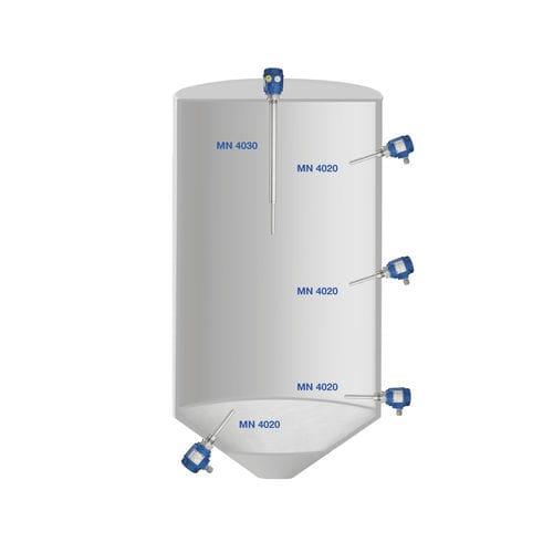Füllstandssensor für Schüttgüter - UWT GmbH Level Control
