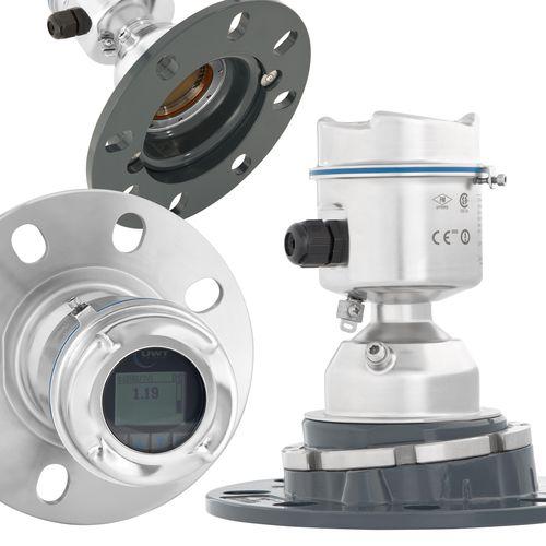 Radar-Füllstandssensor - UWT GmbH Level Control