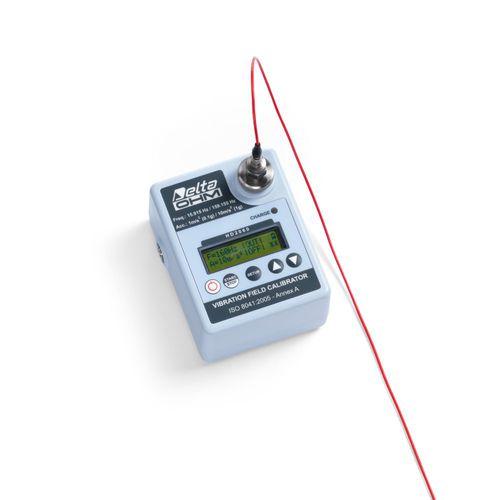 Frequenzkalibrator / Schwingung / Beschleunigung / für Schwingungsanalysator