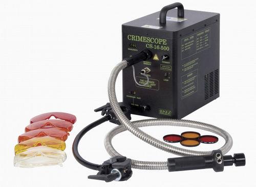Lichtquelle mit Xenonlampe / UV / Benchtop / für Forensik