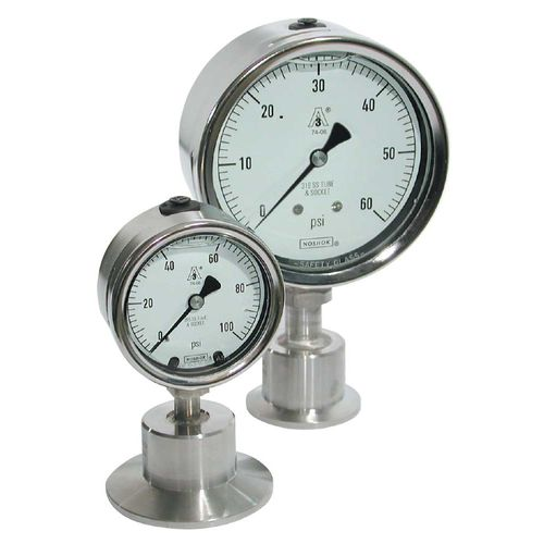 analoges Manometer
