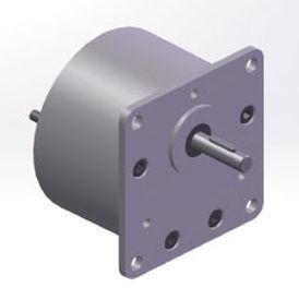 Getriebe mit rechtsseitiger Verzahnung / parallel / mehrstufig / für Motor