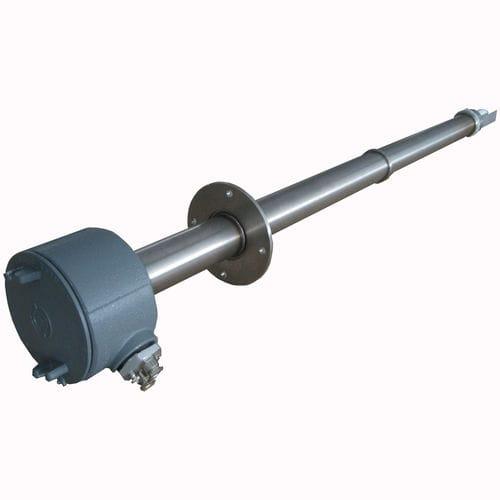 Gasanalysator / Sauerstoff / Konzentration / Verbrennung