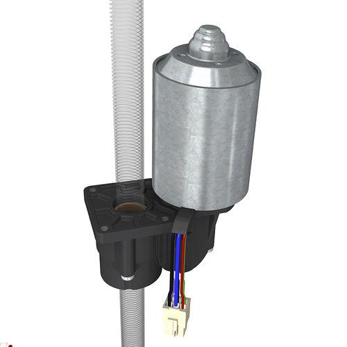 elektrischer Antrieb / Linear / mit Schnecke / DC