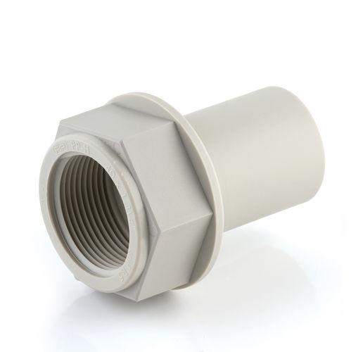 PP-Adapter / hydraulisch / für Rohre / Schweiß