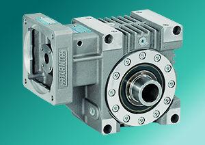 Schnecken-Servogetriebe / Winkelumlenkung / Hochleistung / für Servomotor