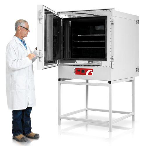 Ofen für Heizzwecke / Kammer / Gas / Labor