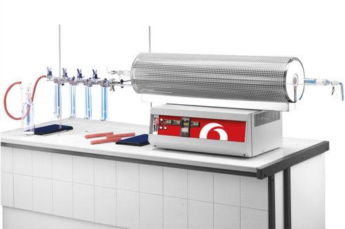 Kohle-Regeneration-Ofen / Rohr / Verbrennungssystem / Labor