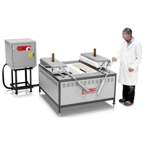 Schmelzofen / Kammer / elektrisch / für Edelmetalle
