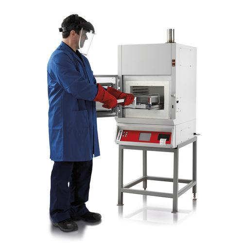 Bitumen-Analysator / Rauchgas / Benchtop / für die Probennahme