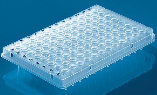 96-Loch-Mikrotiterplatte / für Well-PCR / für Proben