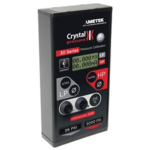 Druckkalibrator / für mA-Signale / für Manometer / digital