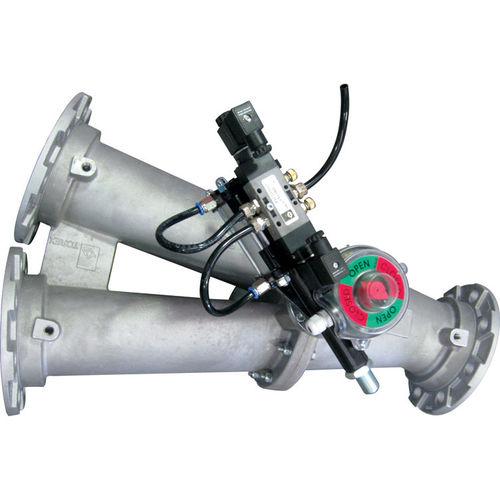 Rohrweiche für pneumatische Förderung