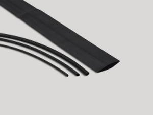 Schrumpfschlauch / Rohr / für Kabel / aus Polyolefin