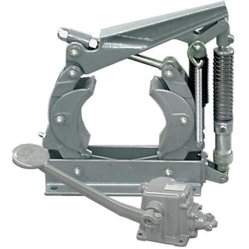 Trommelbremse / Federdruck / hydraulisch