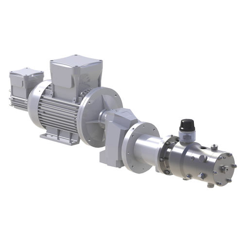 Axialkolben-Hydraulikpumpe