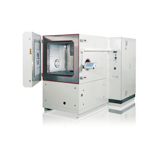 Vakuum-Prüfkammer