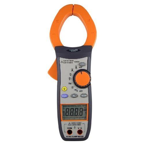 digitales Stromzangen-Multimeter / tragbar / DC / AC