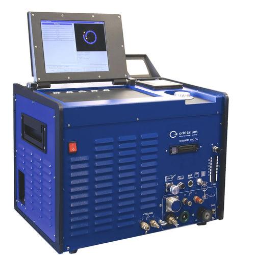 WIG-Schweißstromversorgung / tragbar / 3-Phasen / einphasig