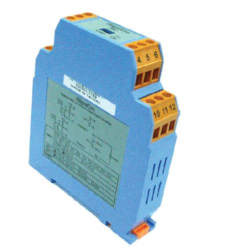 Temperaturmessumformer für DIN-Schienen / Pt100 / Thermoelement / analog