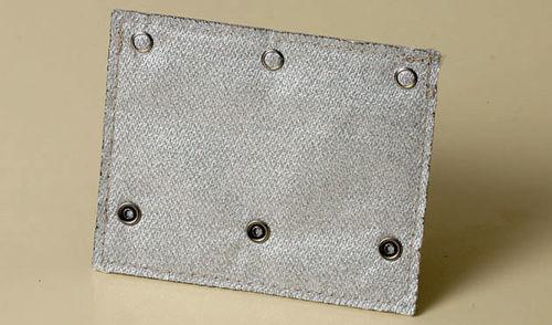 Thermoschutzhülle / flach / für Elektrokabel / Glasfaser