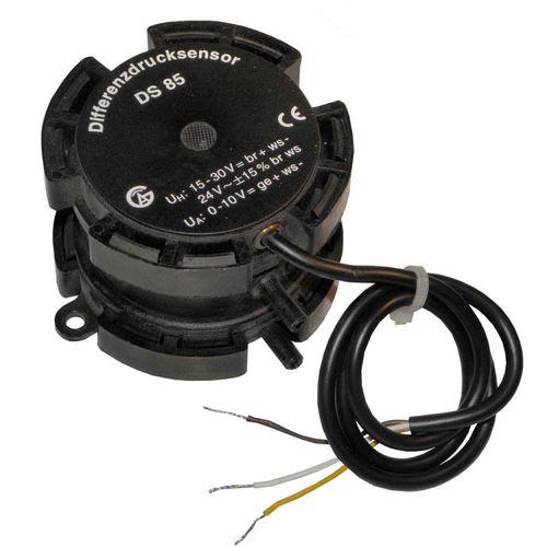 Differenzdrucksensor / Membran / Digital / mit elektrischem Ausgangssignal