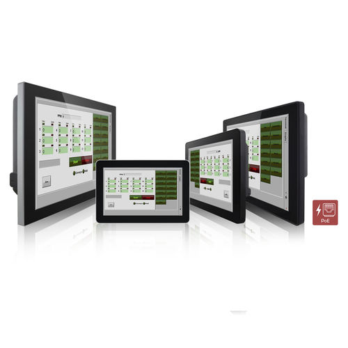 Monitor mit Touchscreen / 15