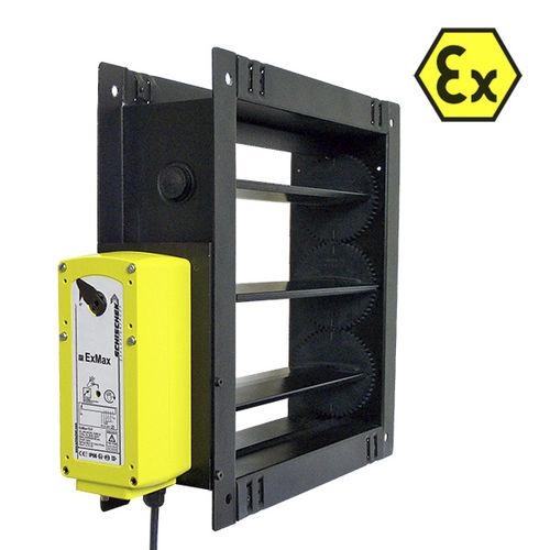 elektrischer Antrieb für Luftklappen