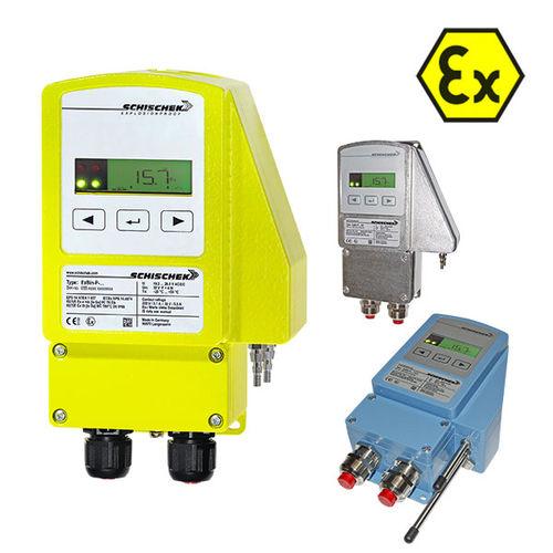 Druckschalter für Gas / Membran / Differenz / elektronisch