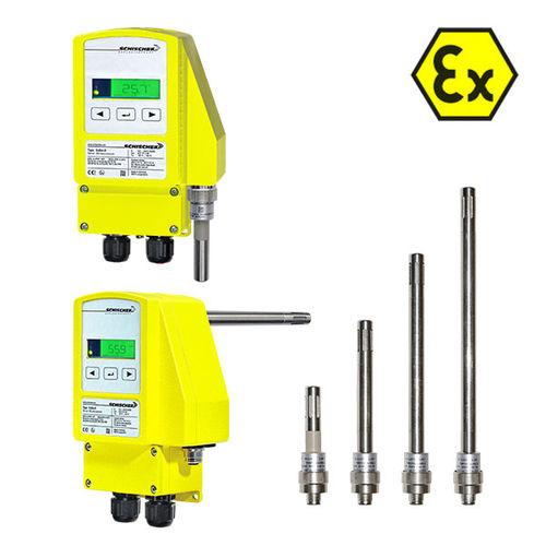 elektronisches Thermo-Hygrostat
