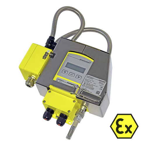 Heizsystem für Sensor / für Controller