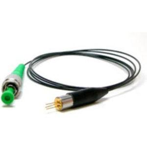 Laserdiode mit kontinuierlicher Welle / faseroptisch / für unterschiedliche Wellenlängen / mit pigtail