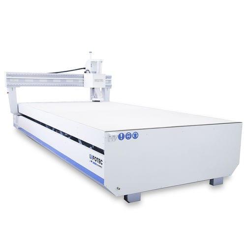 Fräser-Schneidplotter / CNC / für Schaumstoff